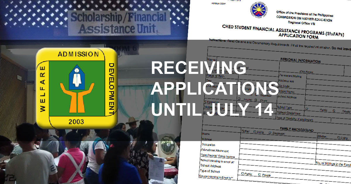 NO DEADLINE? CHED Regional Office VIII relaxed its June 28 deadline after being pointed out that the national memo didn't stipulate a deadline.