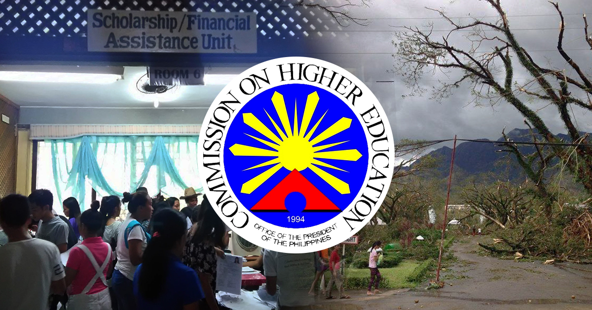 HURRIED? CHED's Regional Office sent the memo on June 23 and asked SUCs to comply by June 28.